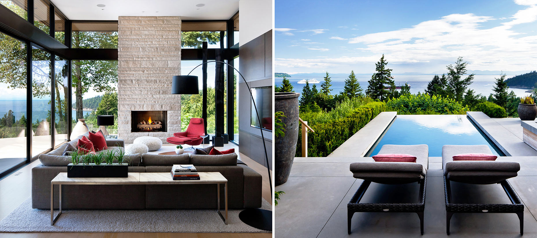 Ocean Home Magazine West Vancouver Home