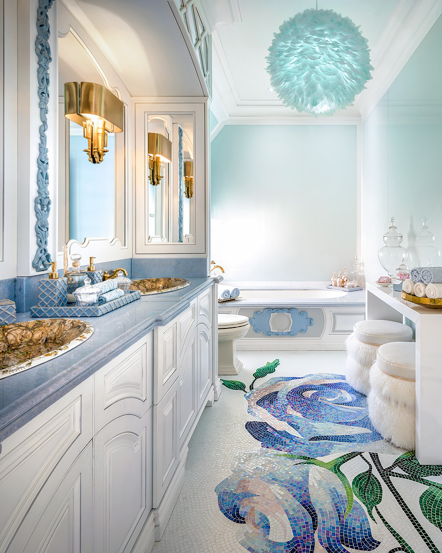 Lori Morris Luxury Bathroom - Toronto Interiors Photographer