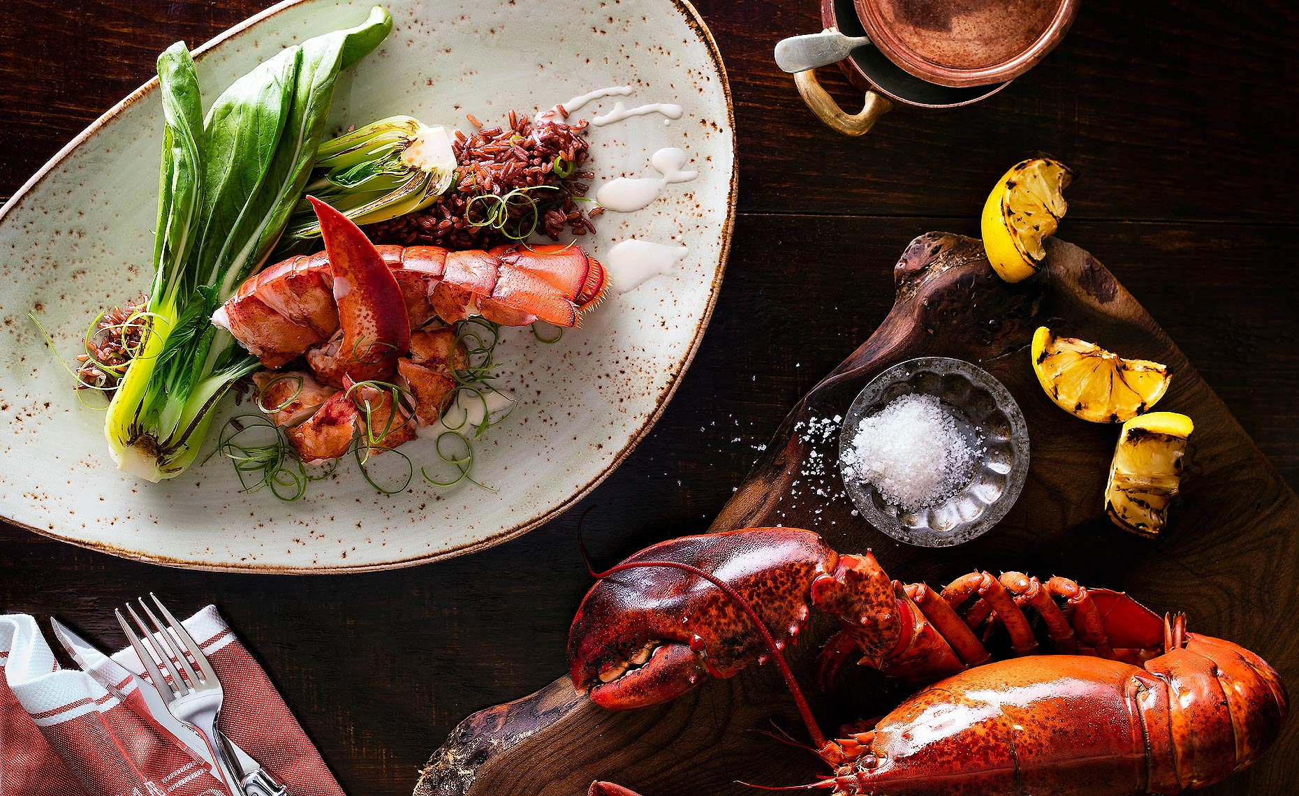 Four_Seasons_Hotel_Toronto_Cafe_Boulud_Grilled_Lobster