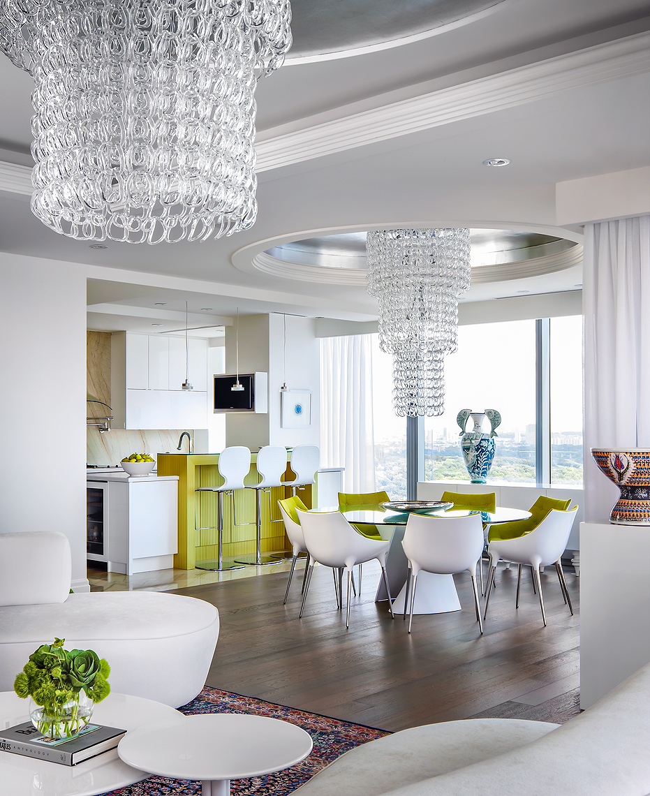 Four Seasons Residences Luxury Condo by U31 Design