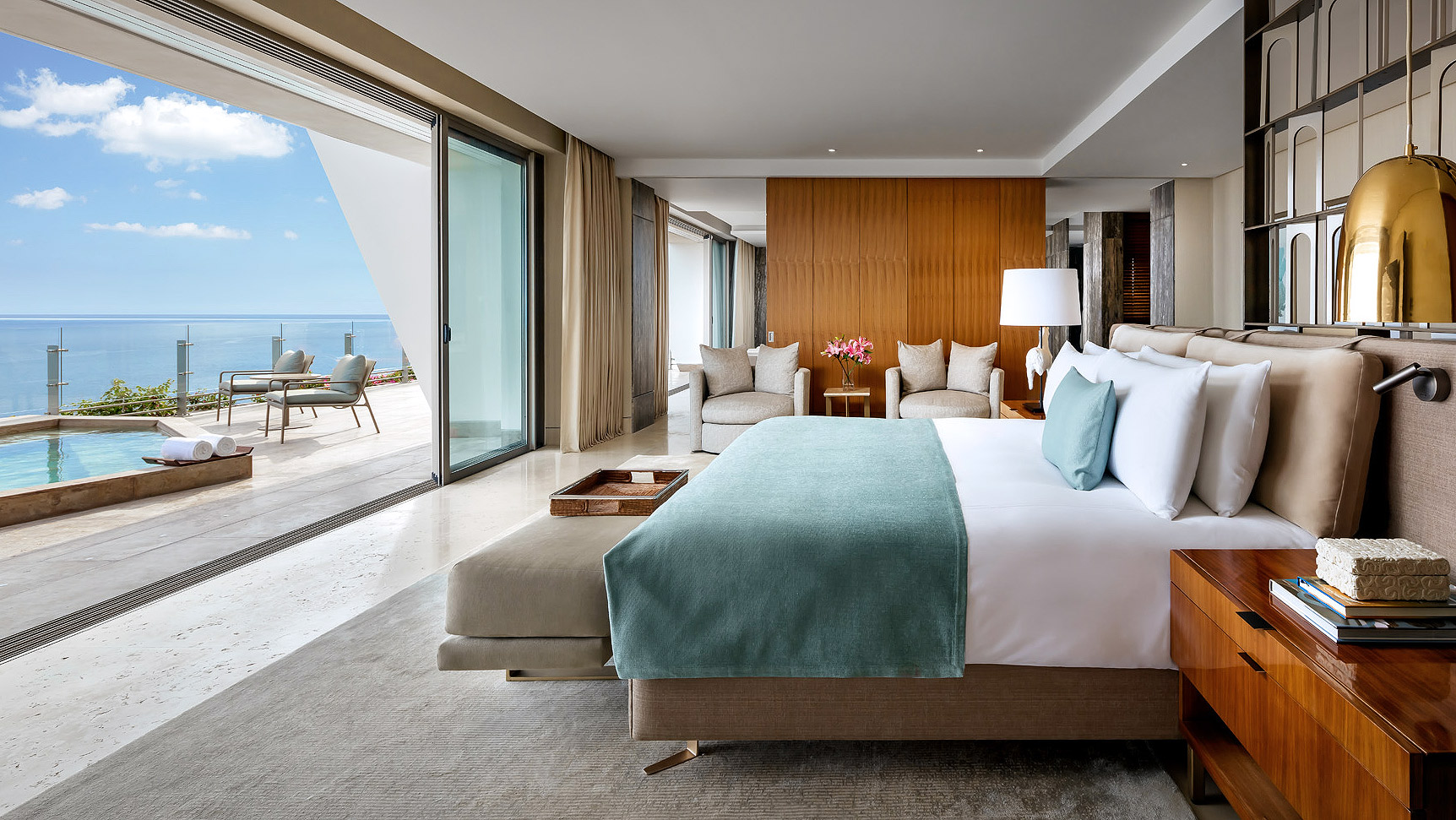 Grand Velas Hotel Resort, Los Cabos - Suite & terrace
