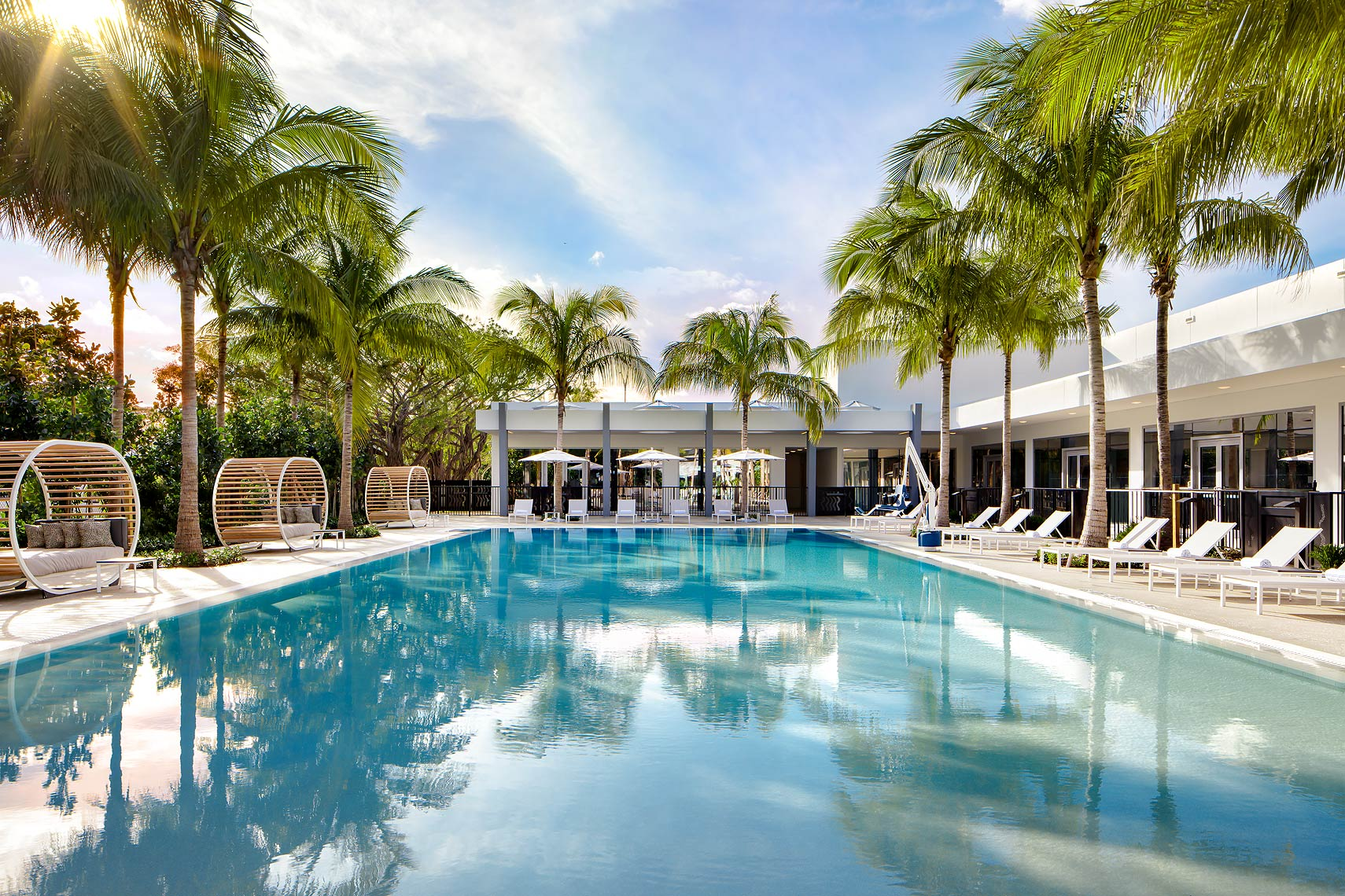 Le Meridien Dania Beach Hotel & Resort, Fort Lauderdale - Pool