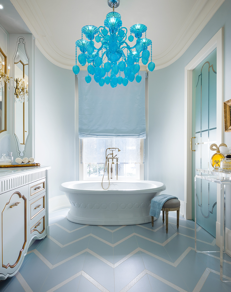 Lori Morris Design Bathroom