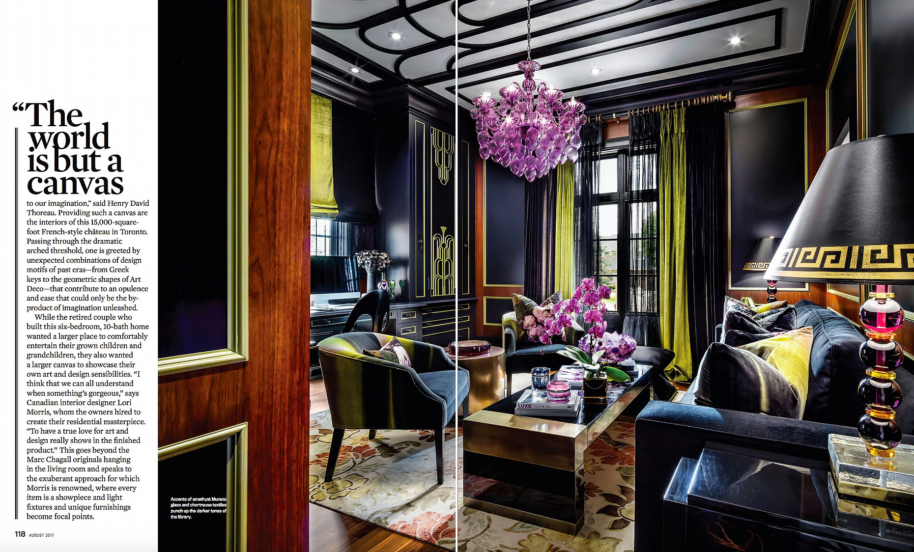Lori_Morris_Design Robb_Report_magazine photographed by Brandon Barré