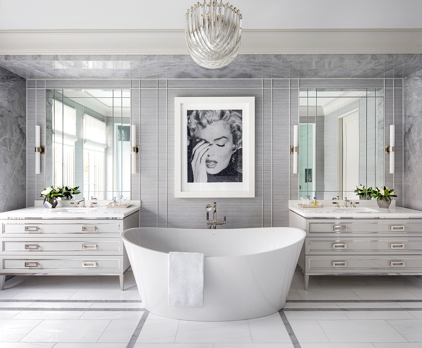 Marilyn Monroe Bathroom