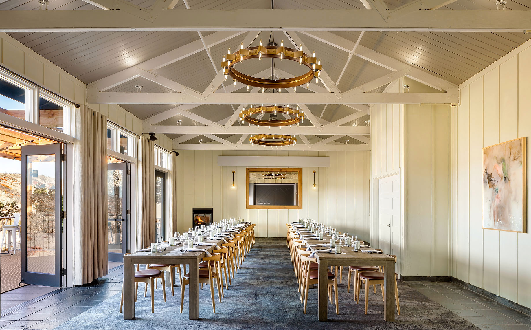 Sanctuary Beach Resort Monterey, California -  meeting room - Hotel Photography