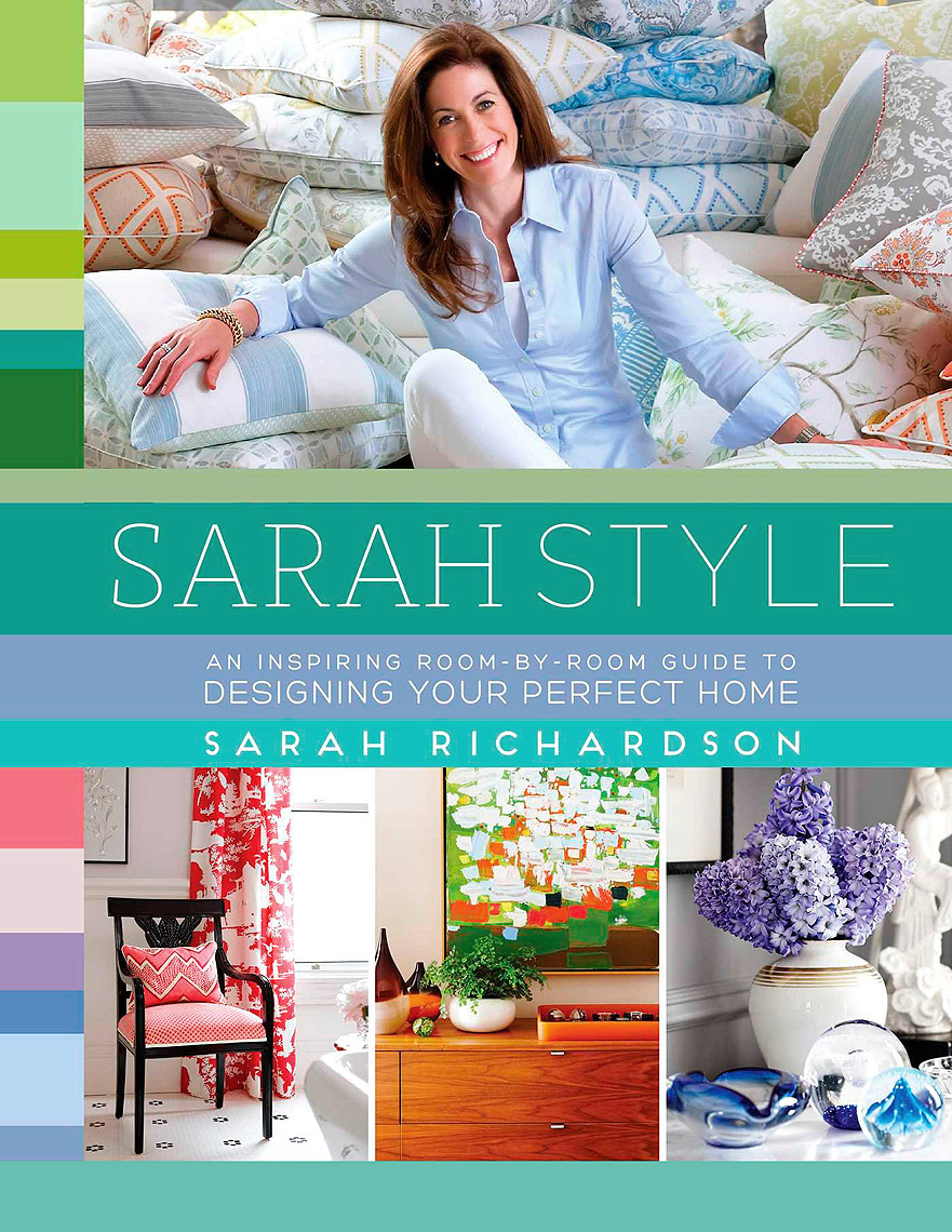 Sarah_Style_Book_Cover - Sarah Richardson Design