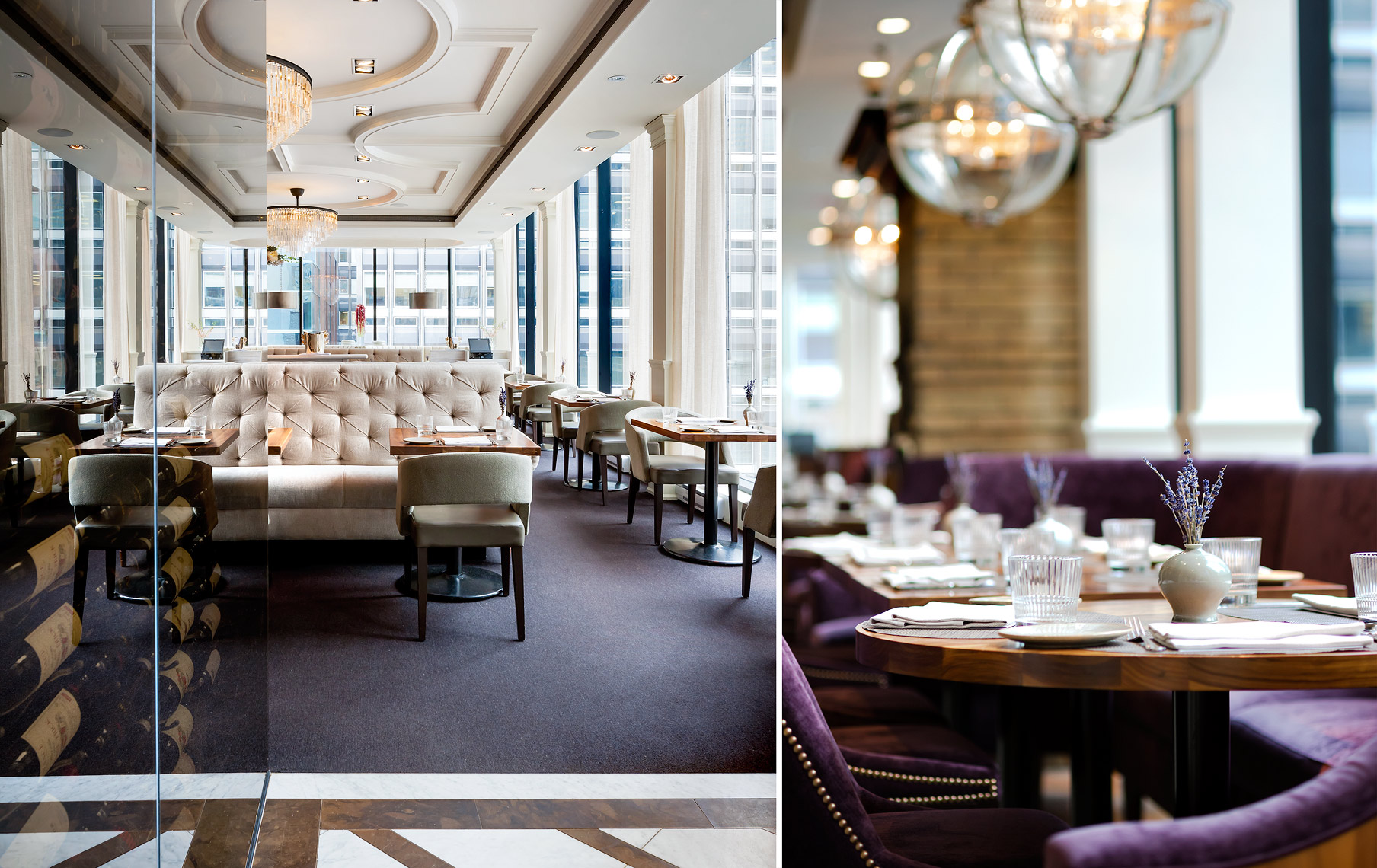 The Chase Restaurant, Toronto, Canada - Restaurant Photography