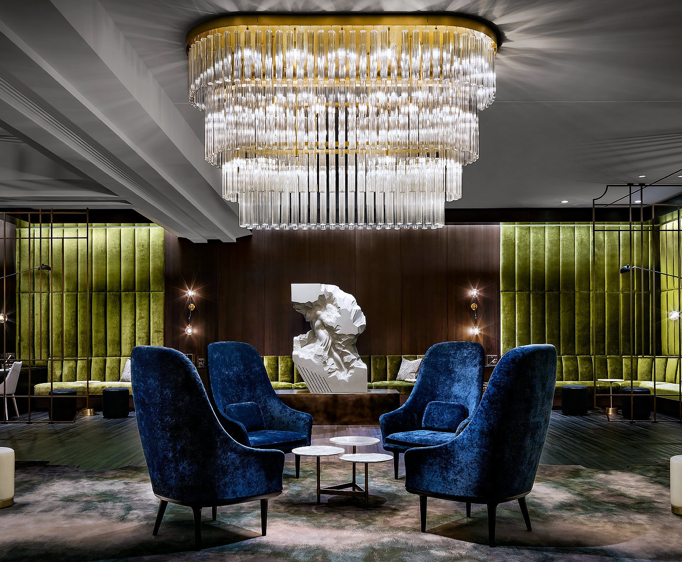 The Gwen Hotel, a Luxury Collection Hotel, Chicago, USA - Lobby