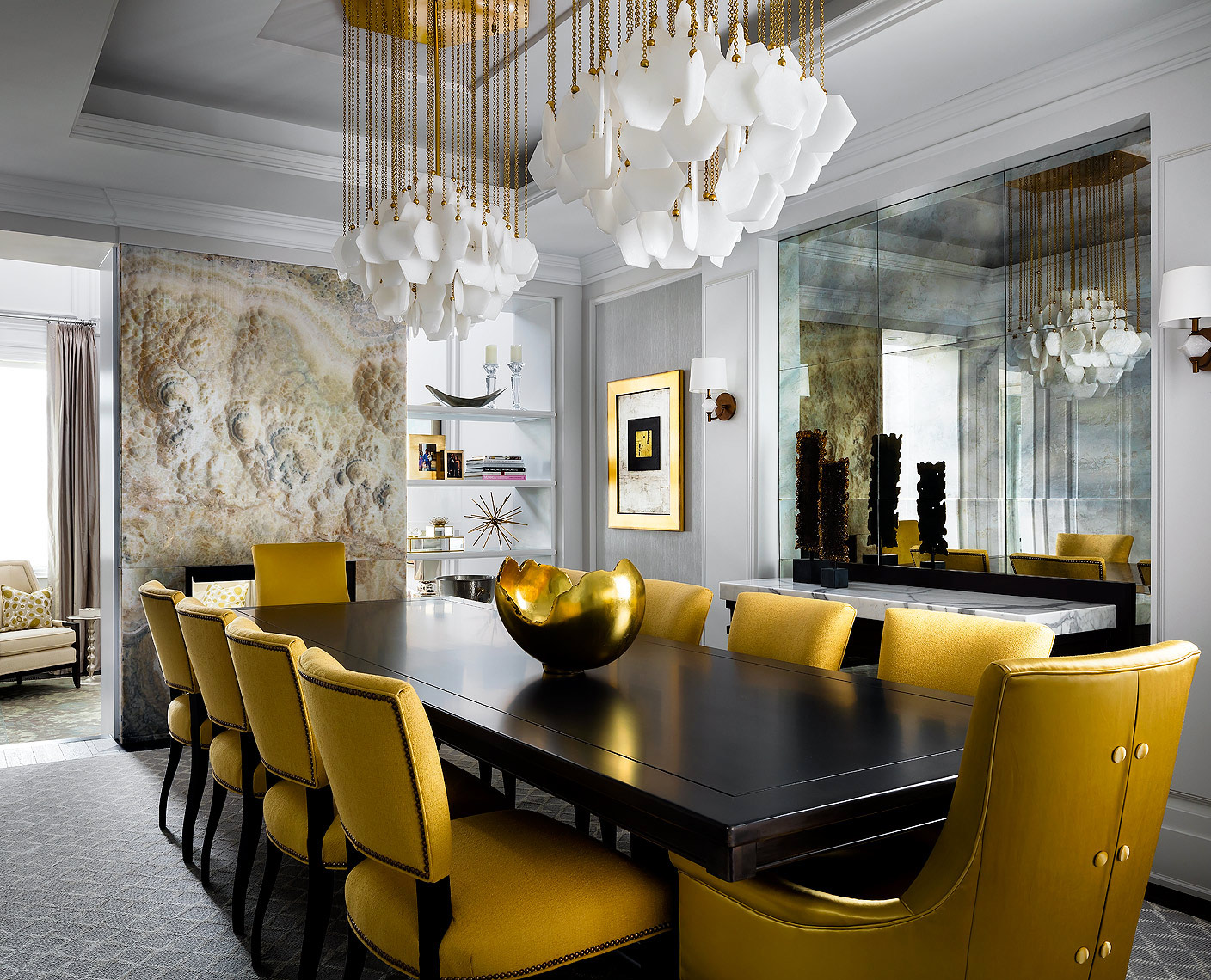 Dining Room by U31 design - Toronto Architectural Photographer