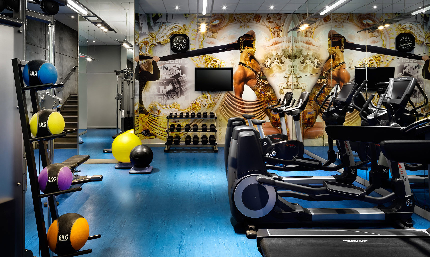 W_Hotel_Montreal_Fitness_Center