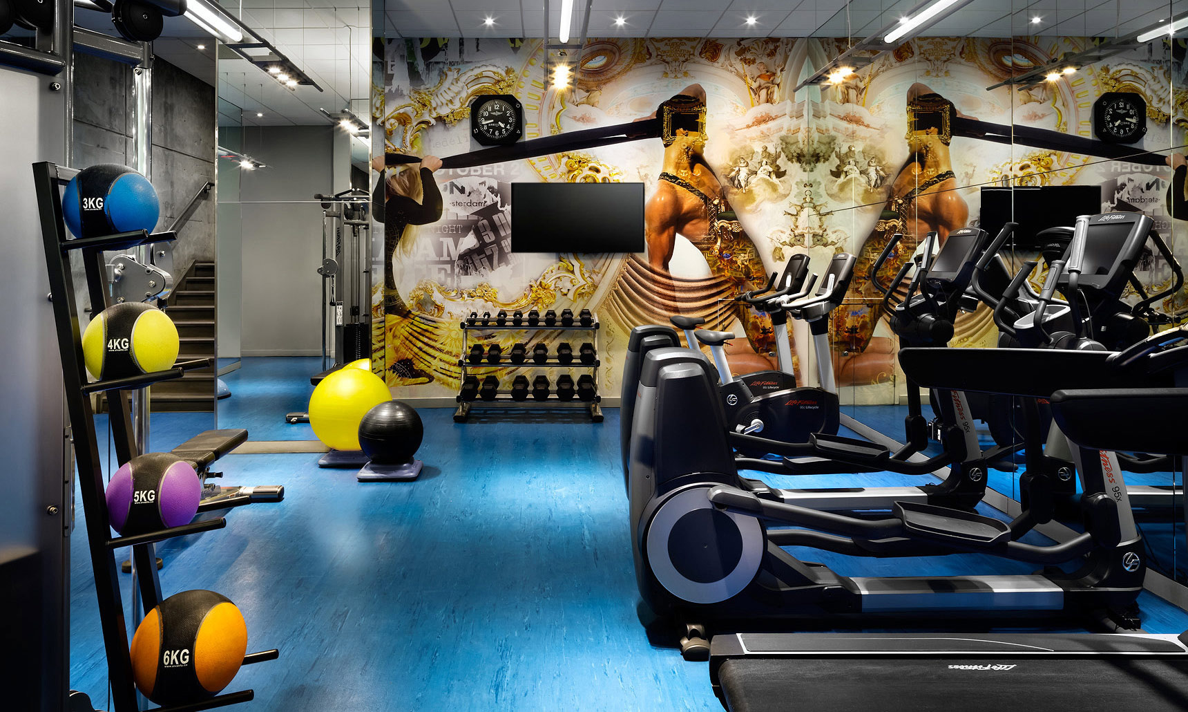 W_Hotel_Montreal_Fitness_Centre