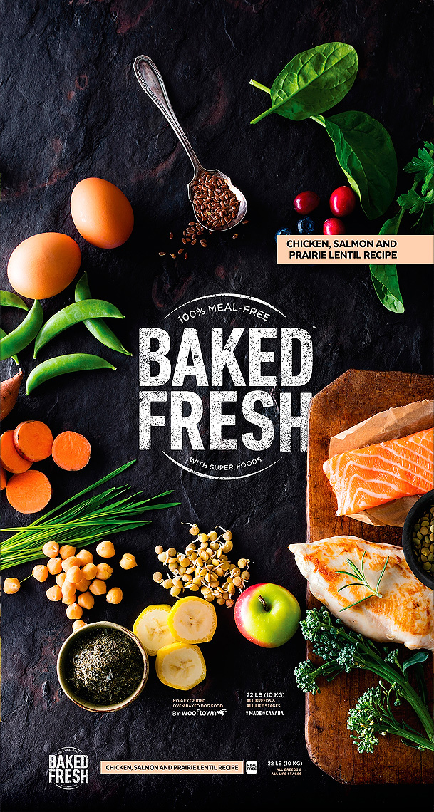 Baked Fresh Food Packaging
